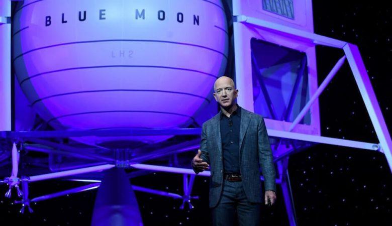 شکایت-جف-بزوس-از-ناسا-بر-سر-قرارداد-ماه