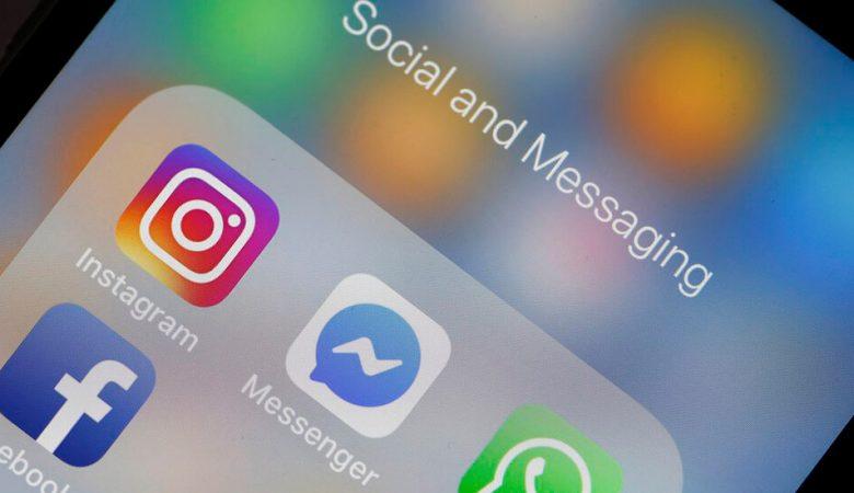 قطع-چند-ساعته-اینستاگرام،-واتساپ-و-سایر-خدمات-فیس-بوک